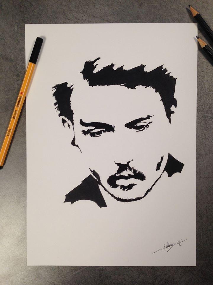Johnny Depp by Lwize